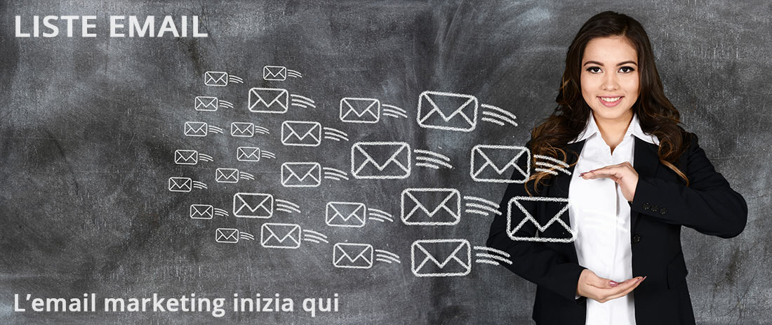 Liste email marketing